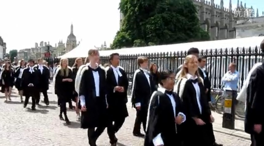 University of Cambridge - Graduation